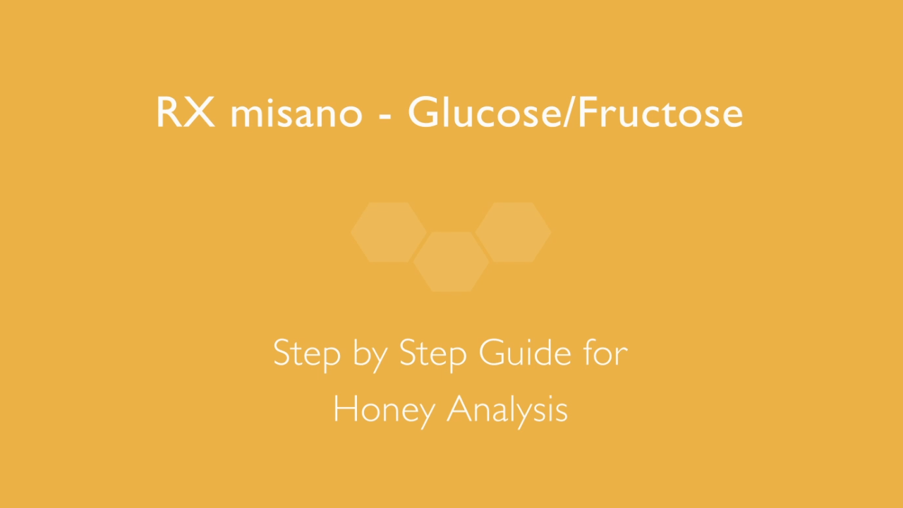 Glucose/Fructose for honey step by step